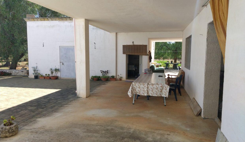 0370 trullo con villa da personalizzare rifinire san vito in vendita (11)