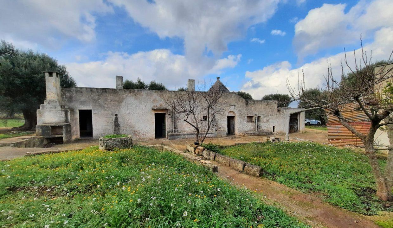 0374 trulli rustici in vendita con lamie e terreno (19)