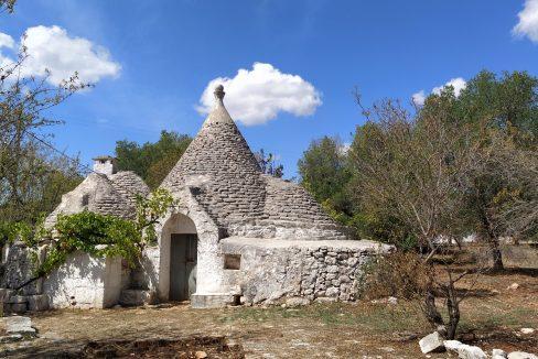 0466 trullo e lamia rustici in vendita a ceglie messapica Alto salento valle d'itria (16)