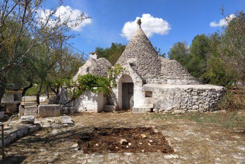0466 trullo e lamia rustici in vendita a ceglie messapica Alto salento valle d'itria (17)