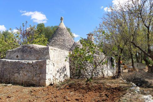 0466 trullo e lamia rustici in vendita a ceglie messapica Alto salento valle d'itria (22)